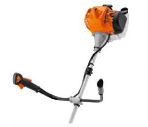 Trên tay máy cắt cỏ STIHL FS 230. Mạnh mẽ, dễ dàng thay thế linh kiện 2